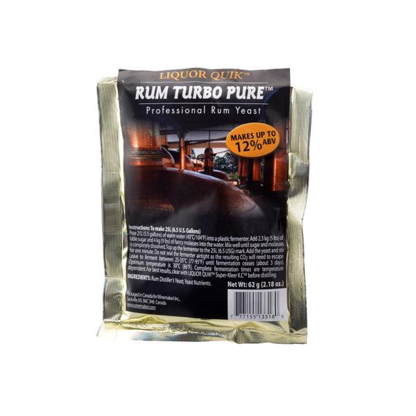 Liquor Quick Rum Pure