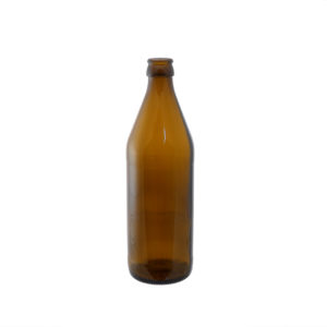 500 ML Amber Belgian Bottle