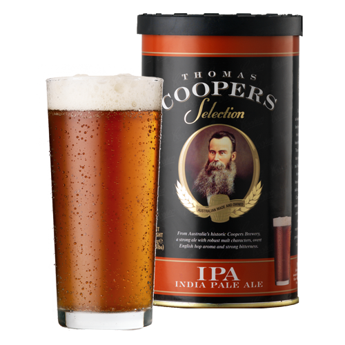 Coopers IPA Extract Beer Kit