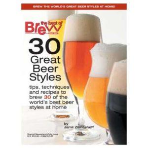 BYO Mag: 30 Great Beer Styles