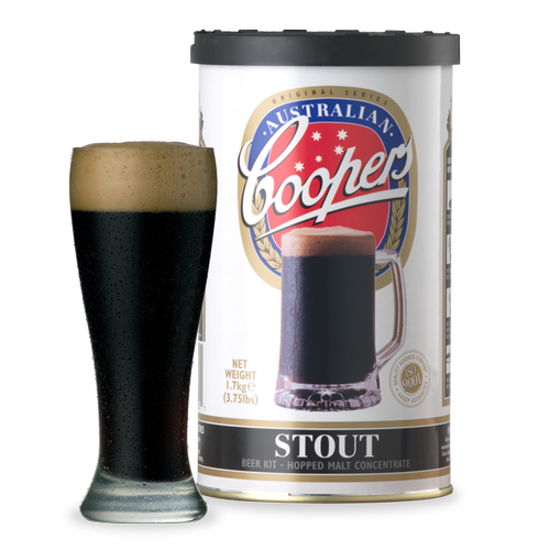 Coopers Stout Extract Beer Kit