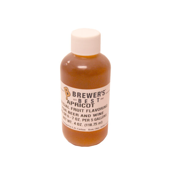 Apricot Flavoring Extract - 4oz