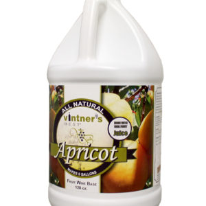 Apricot Wine Base