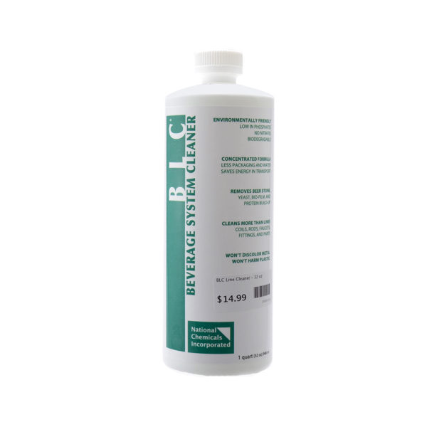 BLC Line Cleaner - 32 oz