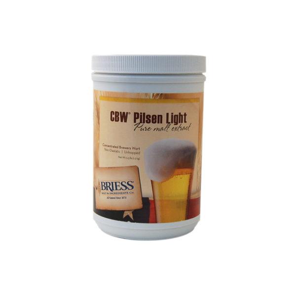 3.3lbs Unhopped Amber Liquid Malt Extract