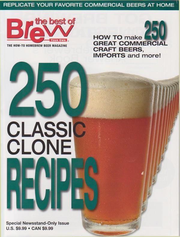 BYO Mag: 250 Classic Clone's