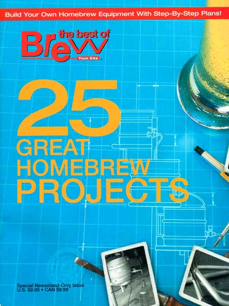 BYO Mag: 25 Homebrew Projects