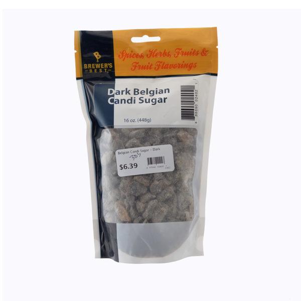 Belgian Candi Sugar - Dark