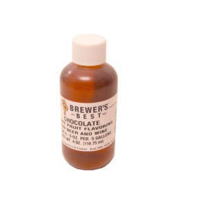 Chocolate Flavoring Extract - 4oz