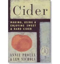CIDER MAKING, USING & ENJOYING