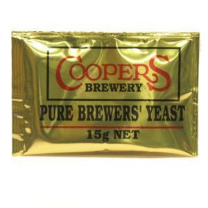 Coopers Ale Yeast