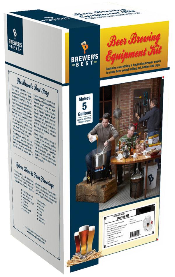 Brewer's Best Deluxe Equipment Kit
