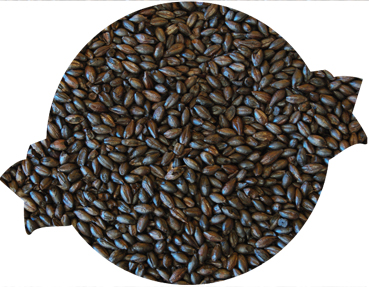 Roasted Barley unmalted