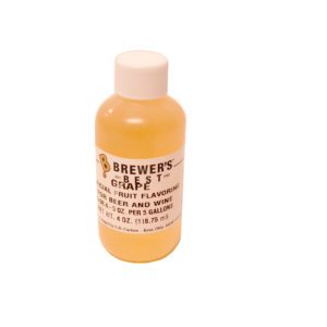Grape Flavoring Extract - 4oz