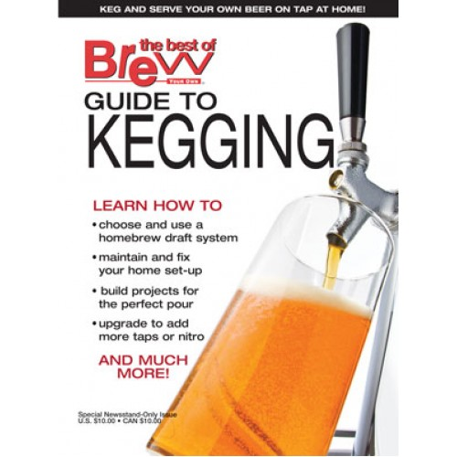 BYO Mag: Guide to Kegging