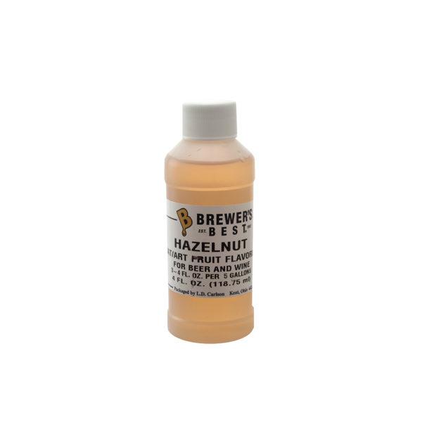 Hazelnut Flavoring Extract - 2oz