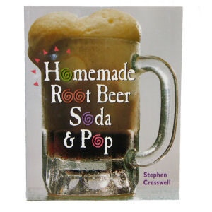 HOMEMADE ROOTBEER, SODA & POP