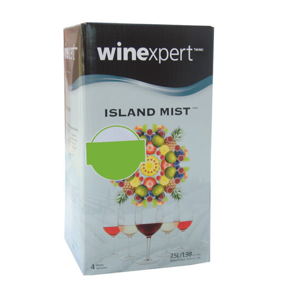 Strawberry White Merlot - Island Mist Wine Kit