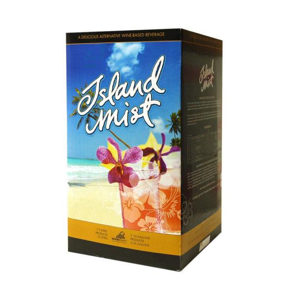 Wildberry Shiraz - Island Mist Wine Kit