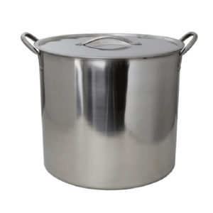 20 Quart Stainless Kettle