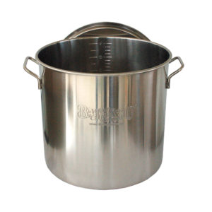 30 Quart Stainless Kettle