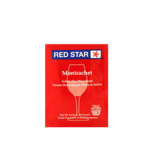Red Star Montrachet Yeast Dry Wine Yeast