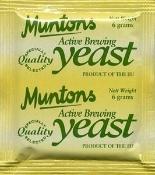 Muntons Ale Yeast - 6 Grams