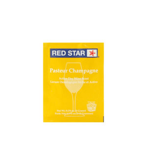 Red Star Pasteur Champagne Dry Wine Yeast