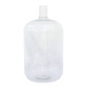 5 Gallon Plastic Carboy Vintage Shop PET