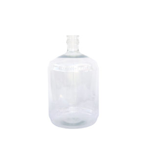 3 Gallon Plastic Carboy Vintage Shop PET