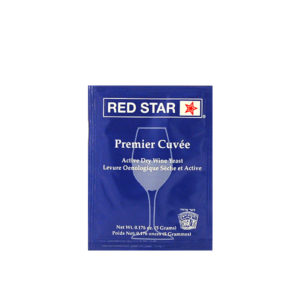 Red Star Premier Cuve'e Dry Wine Yeast