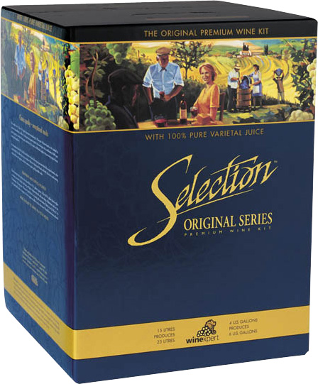 GEWURZTRAMINER Selection wine kit
