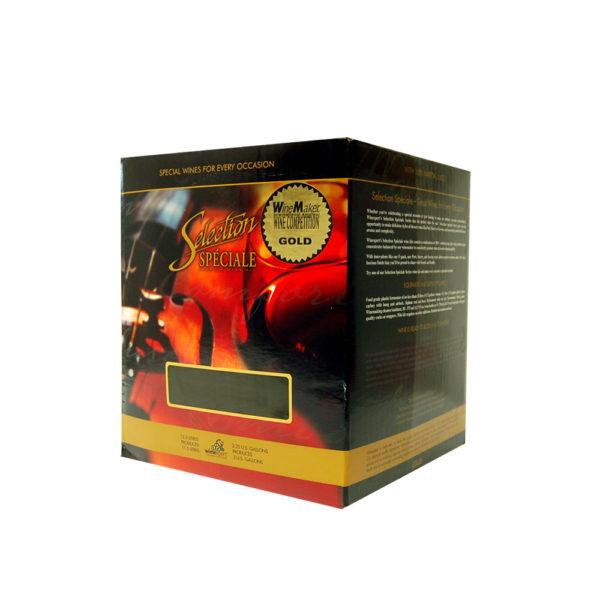 Spéciale Port - 12.3L Premium Wine Kit