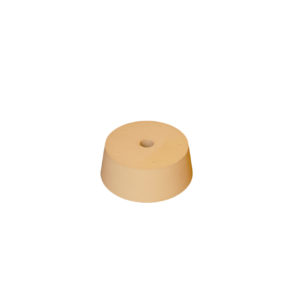 #11 DRILLED RUBBER STOPPER