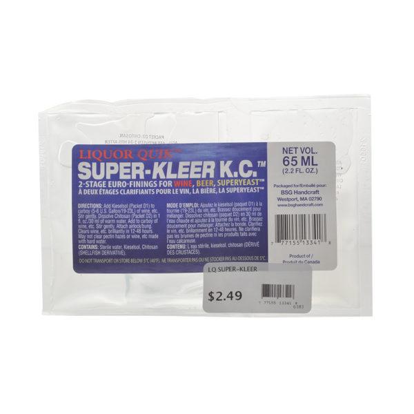 LQ SUPER-KLEER