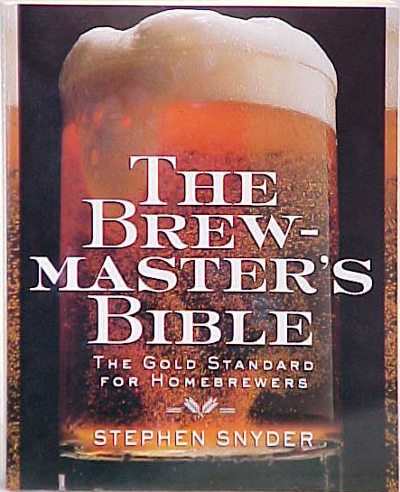 THE BREWMASTER'S BIBLE