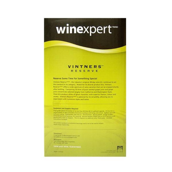 Vintners Reserve Chardonnay