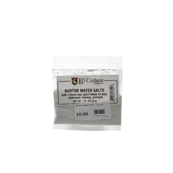 Burton Water Salts - 1/3 oz