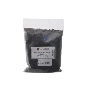 Bottle Seal Wax - Black