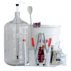Deluxe Wine Making Kit 6 Gallon