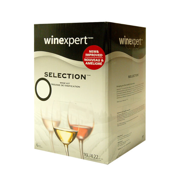 Selection Gewurztraminer - 16L Wine Kit