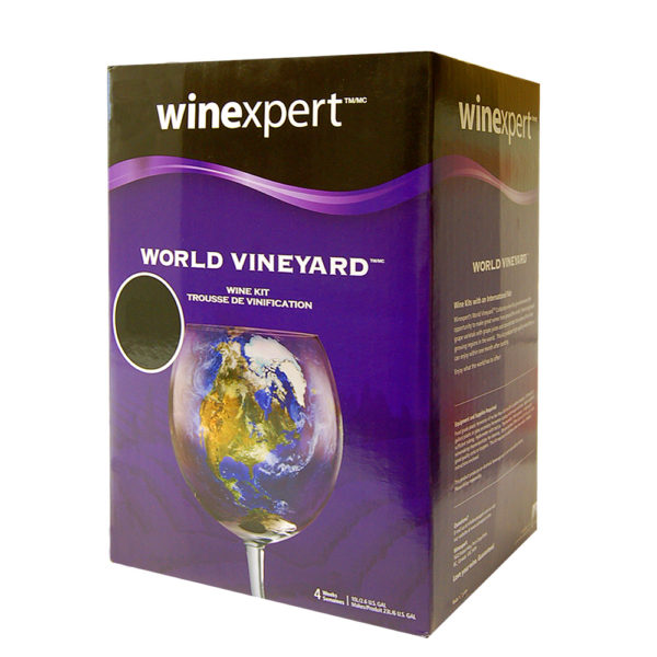 World Vineyard Spanish Tempranillo - Wine Kit