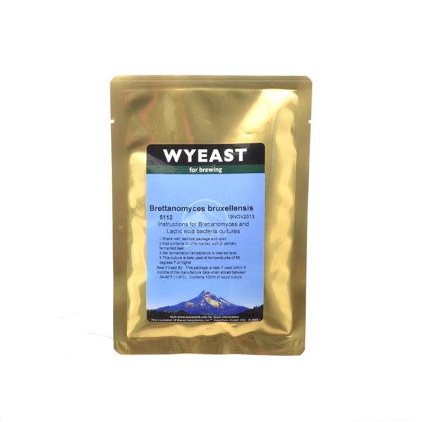 Brettanomyces Bruxellensis - Wyeast 5112