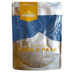 Wyeast Dry White/Sparkling/Champagne yeast