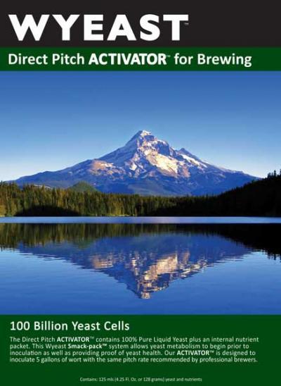 California Lager - Wyeast 2112 liquid beer yeast