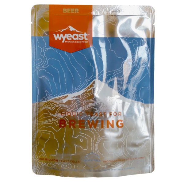 Scottish Ale - Wyeast 1728 liquid beer yeast