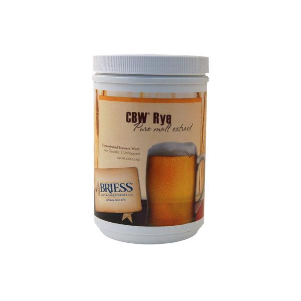 3.3lbs Unhopped Rye Liquid Malt Extract