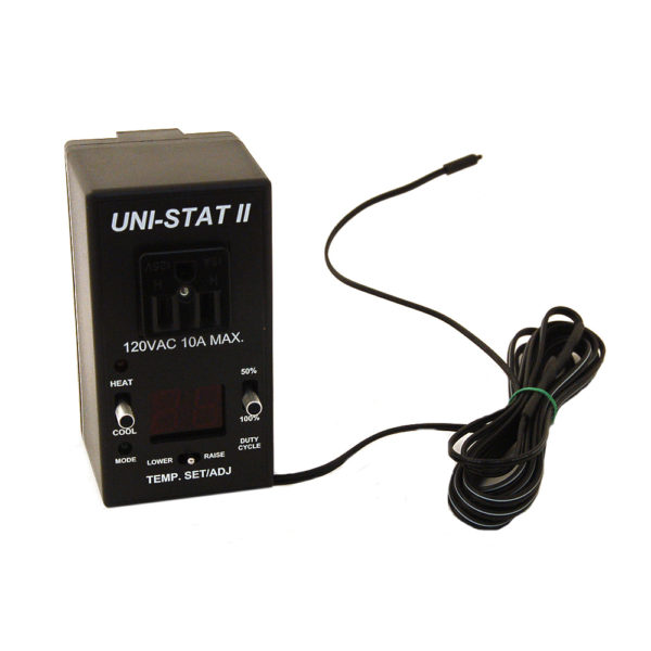 Uni-Stat II digital thermostat