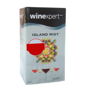 Black Cherry Pinot Noir - Island Mist Wine Kit