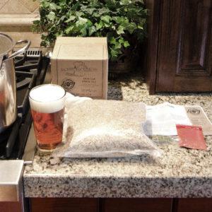 DIY1G Amber Ale
